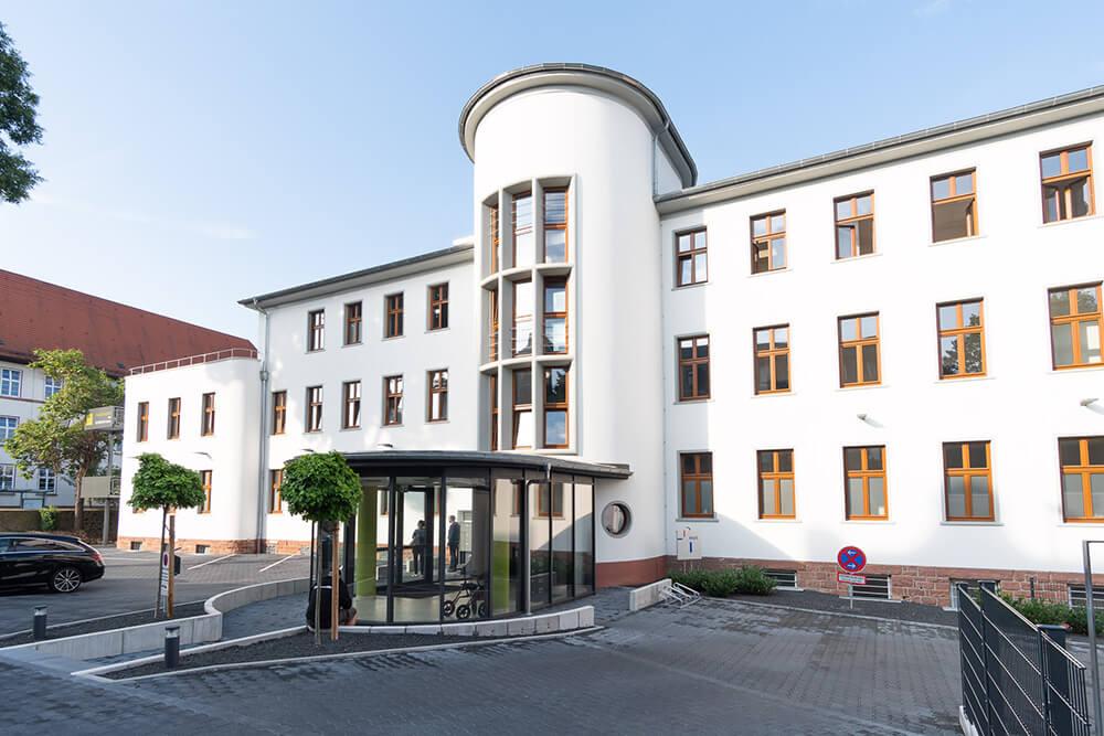 Standort Hanau