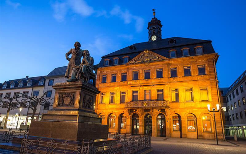 Rathaus Hanau